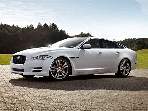 Home Comforts LAMINATED POSTER 2014 Jaguar XJ Car Poster Print 24x16 Adhesive Decal by Home Comforts