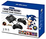Sega Genesis Classic Game Console 2017 + Atari Flashback 8 Bundle (2 systems)
