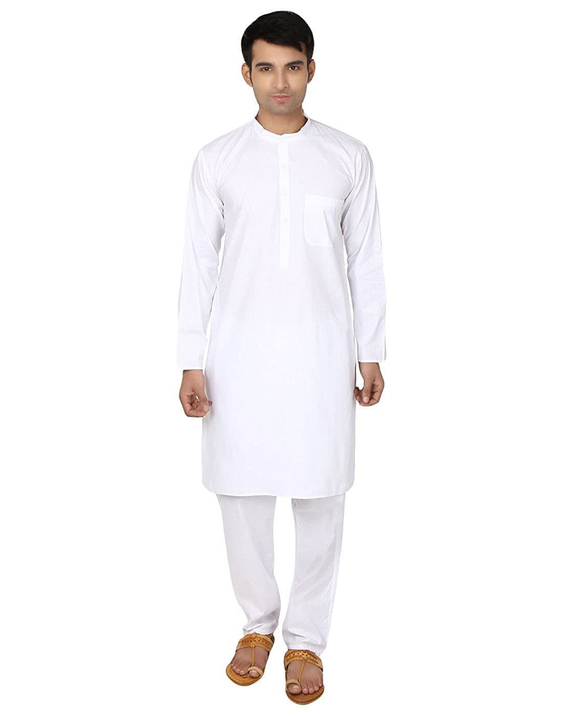 Excent Men's Cotton Kurta Pyajama