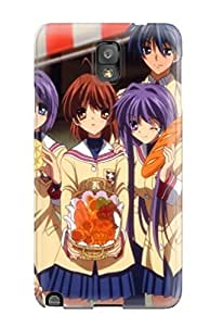 Best 4372378K10664456 Excellent Design Clannad Case Cover For Galaxy Note 3