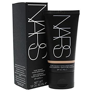NARS Pure Radiant Tinted Moisturizer SPF 30, No. 03 Greenland Light, 1.9 Ounce
