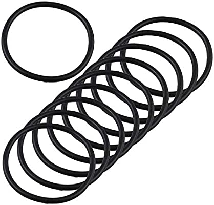 O-Rings Nitrile Rubber 27mm x 31mm x 2mm Seal Rings Sealing Gasket 10pcs