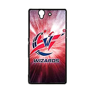 Protection Back Phone Cover For Sony Xperia Z L36H Printing With Washington Wizards Choose Design 1