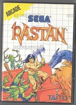 Master System - Rastan: Amazon.es: Videojuegos
