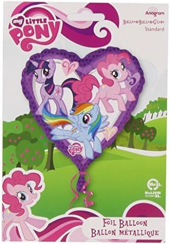 My Little Pony Friendship Magic Foil Balloon マイ?リトル?ポニー友情マジックホイルバルーン♪ハロウィン♪クリスマス♪
