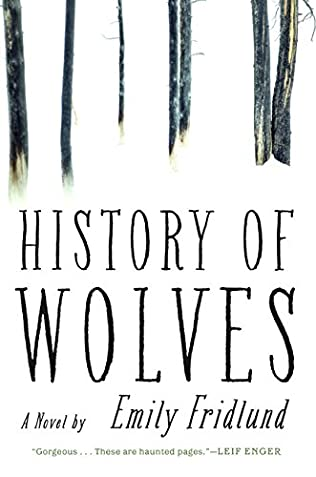 book cover of History of Wolves