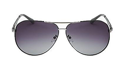Midsy Gafas de sol para hombre y mujer, marco de metal ...