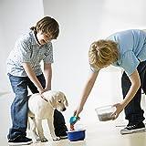 RYPET Dog Food Scoop Set of 4 - Plastic Measuring