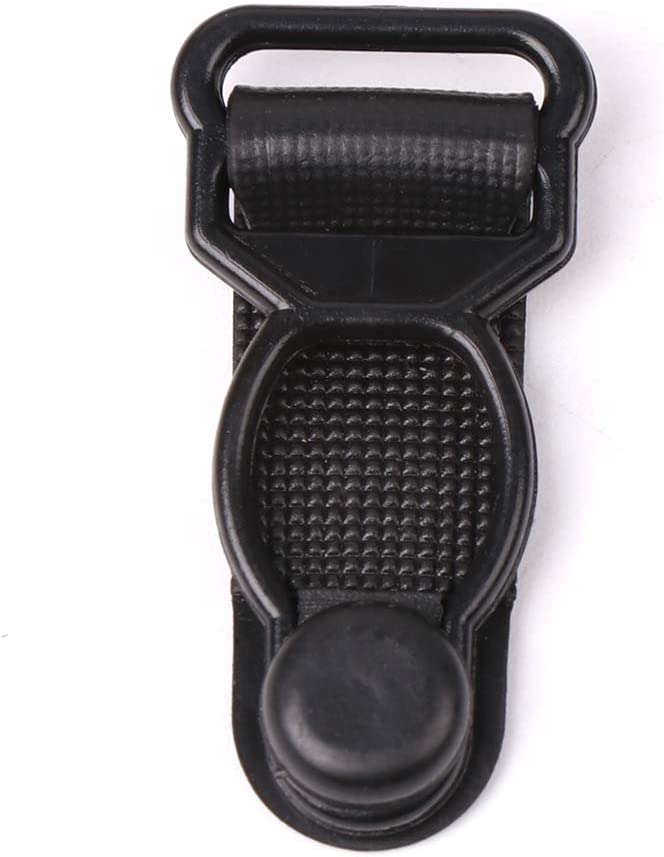 ESden 50 x Korsett Bein-G/ürtel Clip Haken Strapse Ends Str/ümpfe Str/ümpfe Strumpfhalter