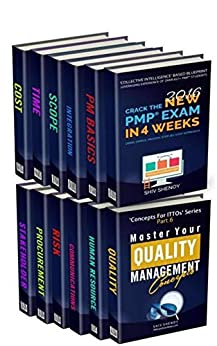 The Complete 'Ace Your PMP® Exam' Series: Essential PMP® Concepts Simplified by [Shenoy, Shiv]