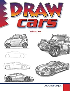Amazon Com How To Draw Cars Like A Pro 2nd Edition Motorbooks