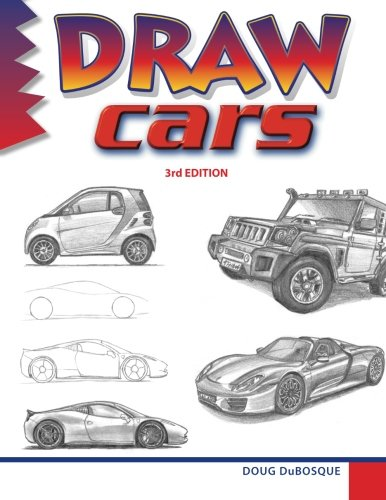 how to draw classic cars - 5