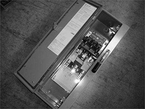 Allen Bradley 1494G-Ef3j6-98-412-414 Enclosed Disconnect Safety Switch 1494G-Ef3j6-98-412-414