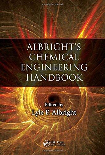 Albright's Chemical Engineering Handbook