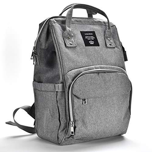 Backpack for Women Diaper Bag Multi-Functional Bags Waterproof Travel Backpack Nappy Bags for Baby Care for Mom Bags Unisex Maternity Diaper Bag Large Capacity Bag Durable Nursing Bags