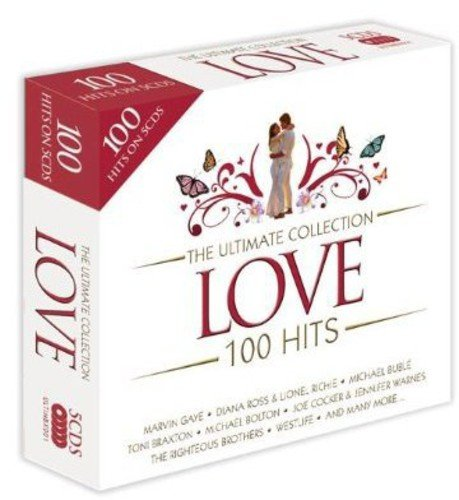 The Ultimate Collection 100 Hits: Love (Collection Ultimate Love Cd)
