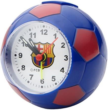 FC Barcelona – Despertador con forma de balón de fútbol de fútbol ...
