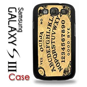 Samsung Galaxy S3 Plastic Case - Ouija Board Game Evil Talking Board Spirits