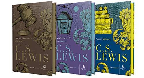 Coleção C S Lewis Livros Inéditos