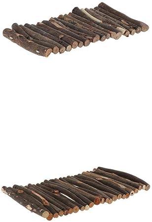 Fenteer 2X Tortuga Peregrino Plataforma Acuario Escalera Acuática Reptil Estera para Dormir: Amazon.es: Productos para mascotas