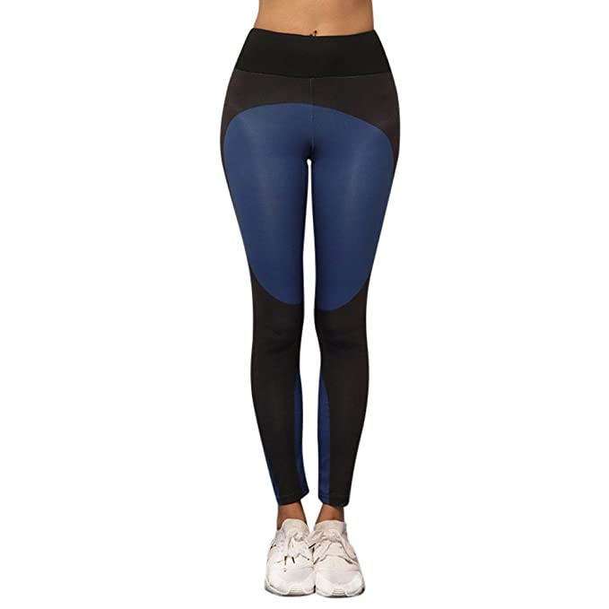 48dc86b7f3728 Pretty Fashion Black Friday Deals Women Color Sports Yoga Gym Pants  Athletic Trousers Ladies Outdoor Home Daily Slim Trousers: Amazon.co.uk:  Clothing