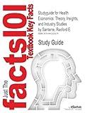 Studyguide for Health Economics, Cram101 Textbook Reviews, 1490202676