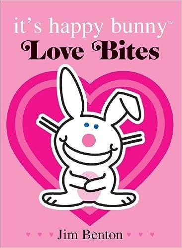 Amazoncom Its Happy Bunny Love Bites Special Edition