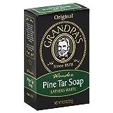 Grandpa's Soap Pine Tar 4.25 oz ( 8-Pack)