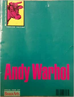 andy warhol beaux arts magazine