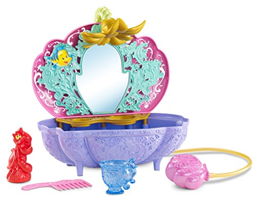 l's Flower Shower Bathtub Accessory (Disney Princess Set Table)