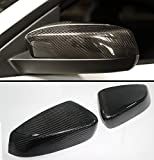 mustang gt carbon fiber - FOR 2010-2014 FORD MUSTANG GT COBRA DIRECT ADD-ON CARBON FIBER SIDE MIRROR COVER CAPS