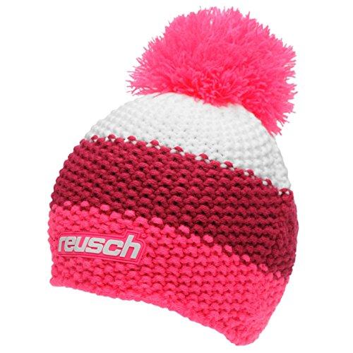 Reusch Noah Beanie Nieve Invierno Calentar Deporte Esquiar Snowboarding Pink