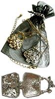 purse locket necklace