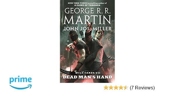 Amazon Wild Cards Vii Dead Mans Hand 9780765335616 George