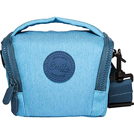 Smile Bolsa Smart Tiny Bag Blue: Amazon.es: Electrónica