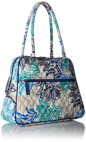 Turnlock Vera Santiago Bradley Satchel Signature Cotton Zw5UFwq