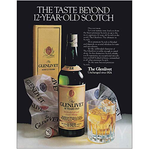 Buy 12 year old scotch