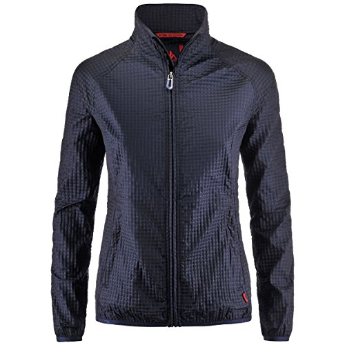 Chaqueta - 3dot Woman Blue Navy