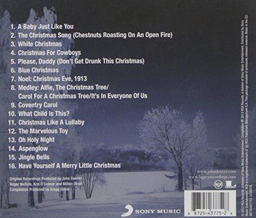 John Denver - The Classic Christmas Album - Amazon.com Music