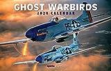 2020 Ghost Warbirds Deluxe Wall Calendar