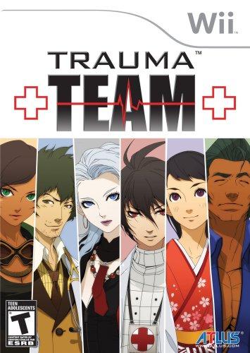 Top 9 best trauma team wii 2020