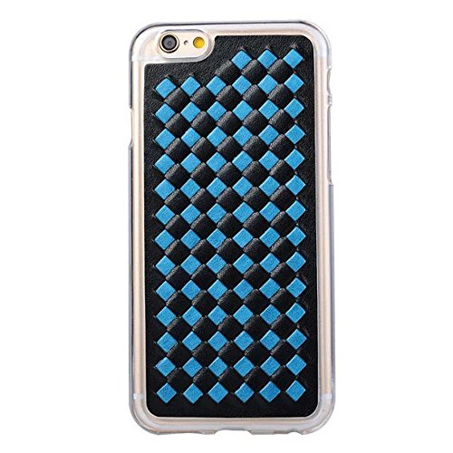 Shell Knitting Pattern (Uther Phone Shell,Vintage Creative Knitting Pattern Cover Case for iPhone 6/6s 4.7 (Inch))