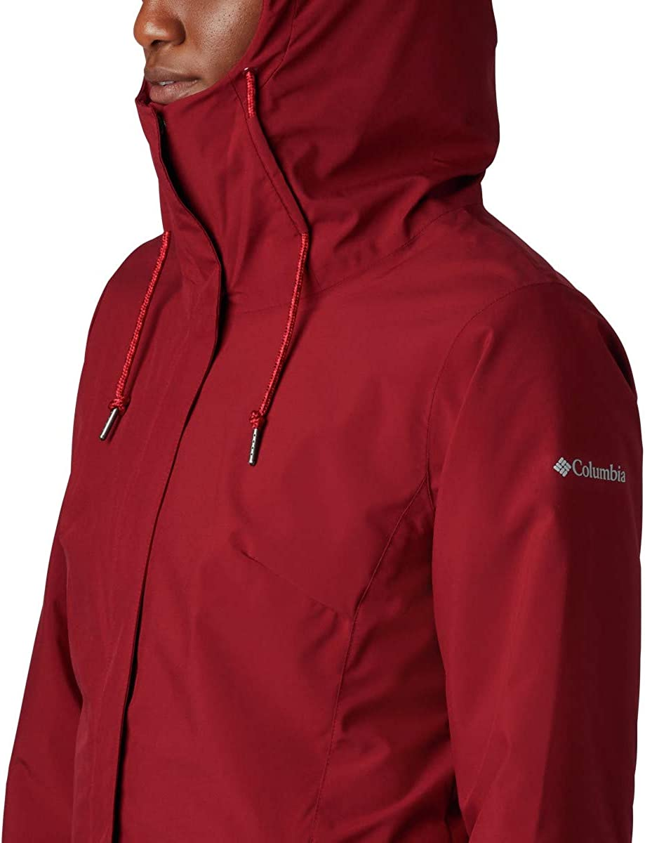 Columbia Here and There Interchange Jacket
