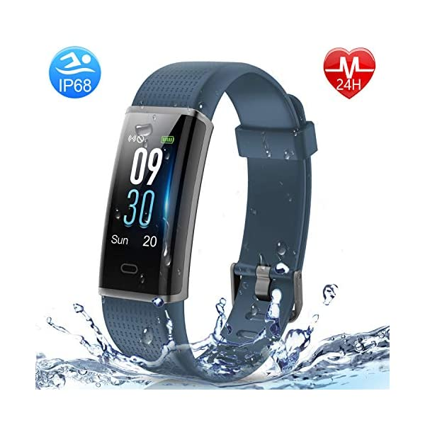 Holyhigh Smart Band with Fitness Tracker India 2020