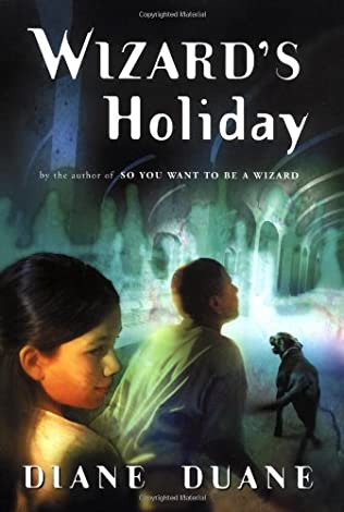 book cover of The Wizard\'s Holiday
