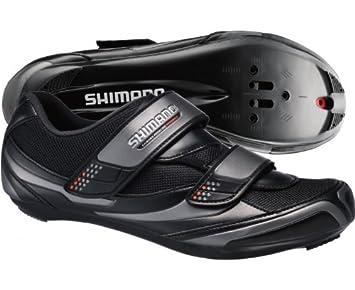 Zapatillas Shimano SH-R064 negro para hombre Talla 43 2014: Amazon.es: Deportes y aire libre