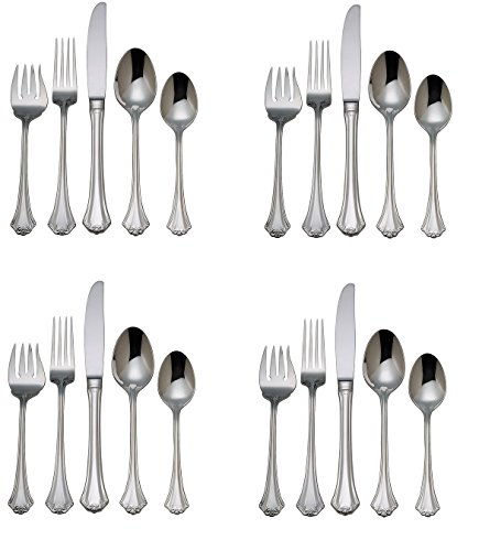 Reed & Barton Country French 20pc. Flatware Set (Service for Four)
