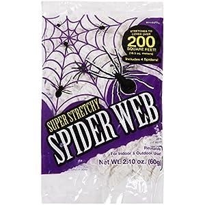 Kangaroo's Strechy Spider Webs