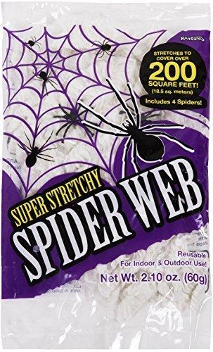 Kangaroo's Strechy Spider Web - 16 Foot -