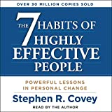 Stephen R. Covey's book, The 7 Habits of Highly Effective People, has been a top seller for the simple reason that it ignores trends and pop psychology for proven principles of fairness, integrity, honesty, and human dignity. Celebrating its 15th yea...